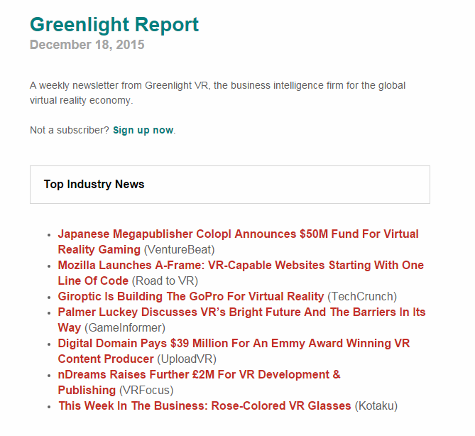 Greenlight Dec 18, 2015