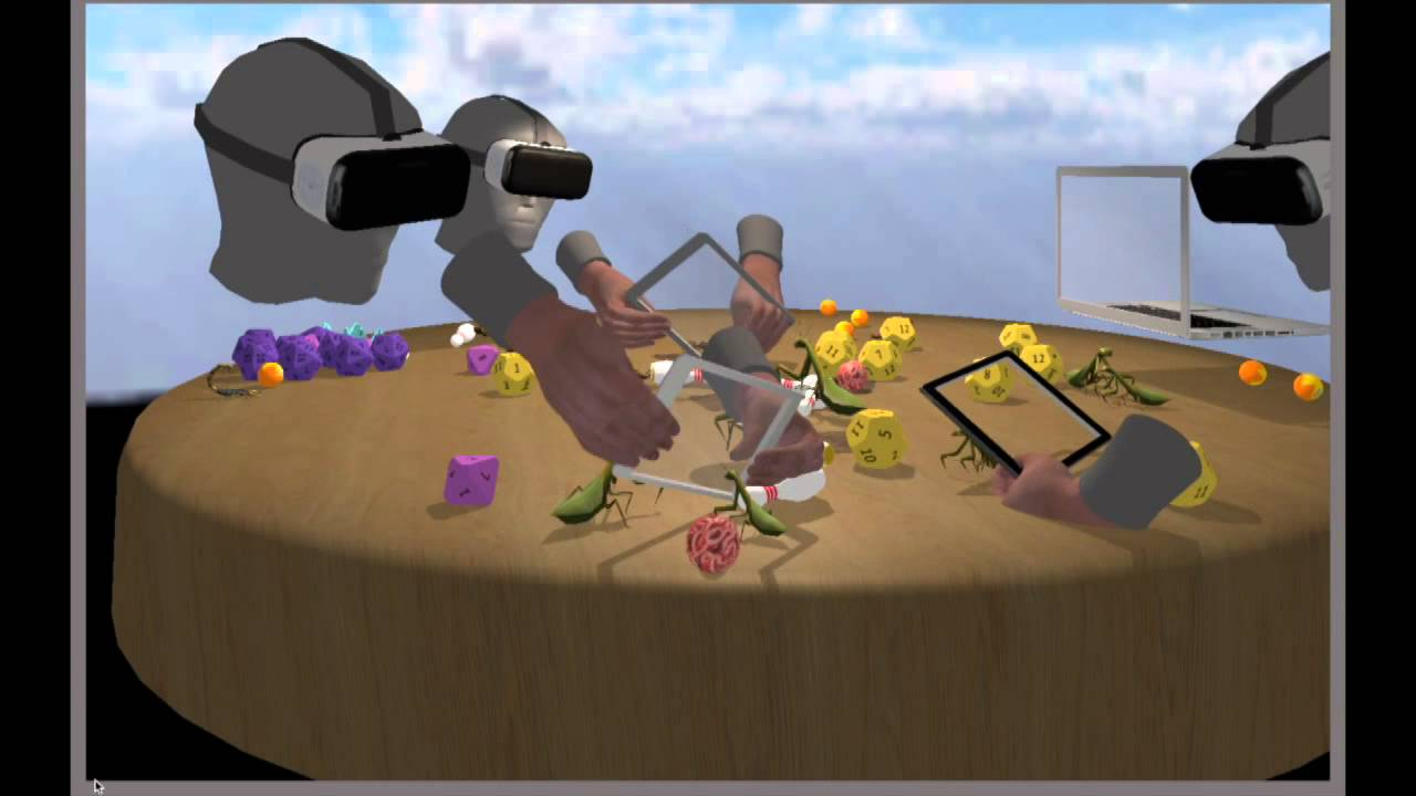 Greenlight VR_Pantomime's Social VR