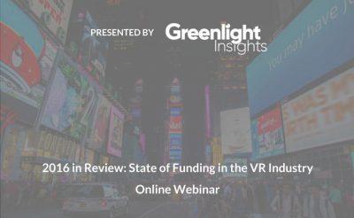 State of 2016 Venture Funding Webinar