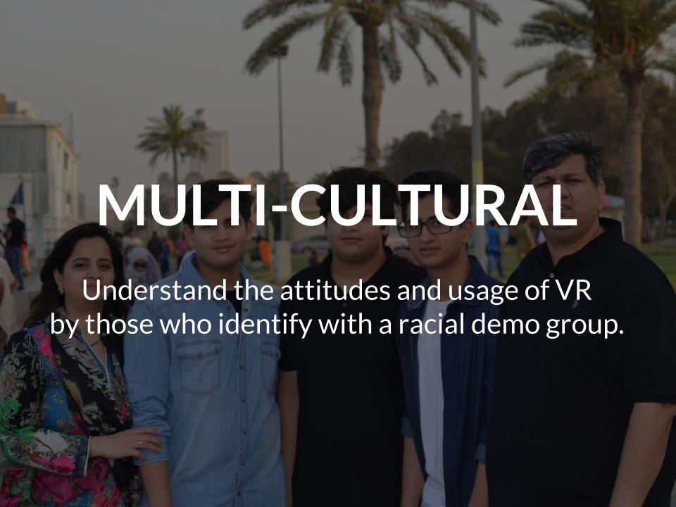 vr cultures