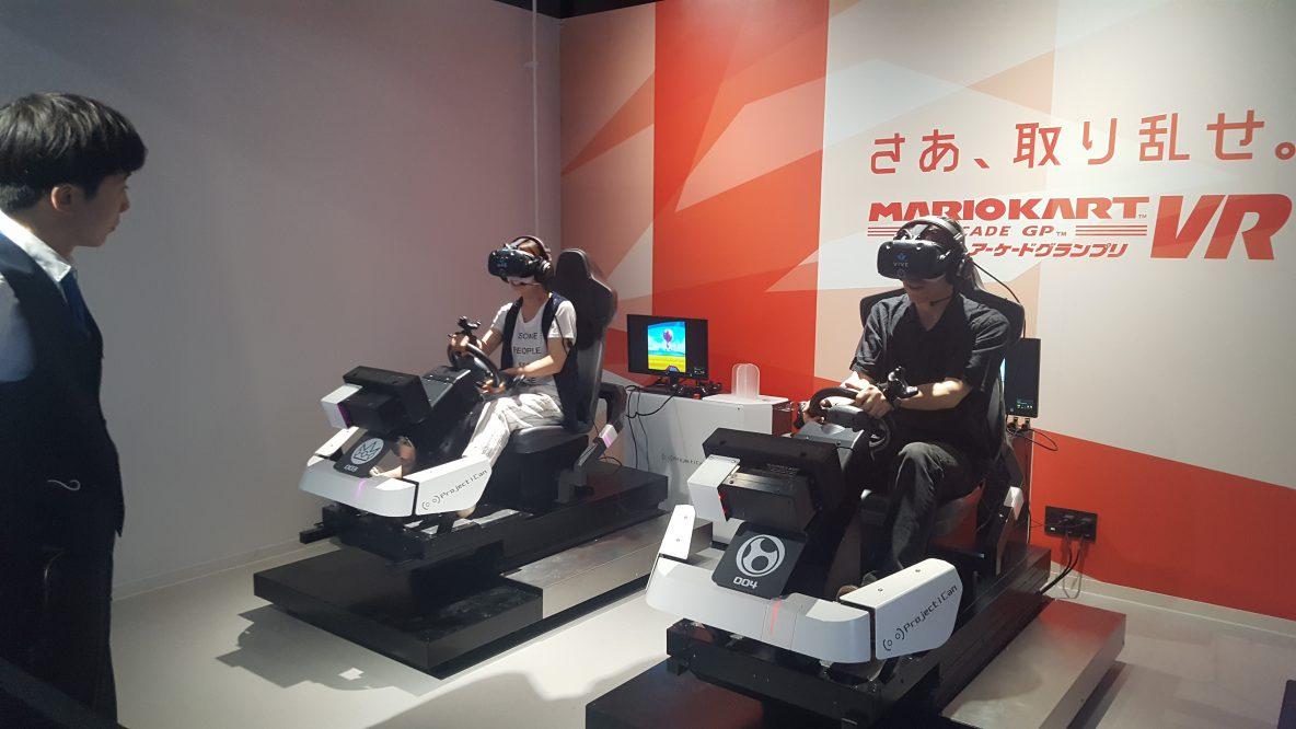 Mario Kart VR