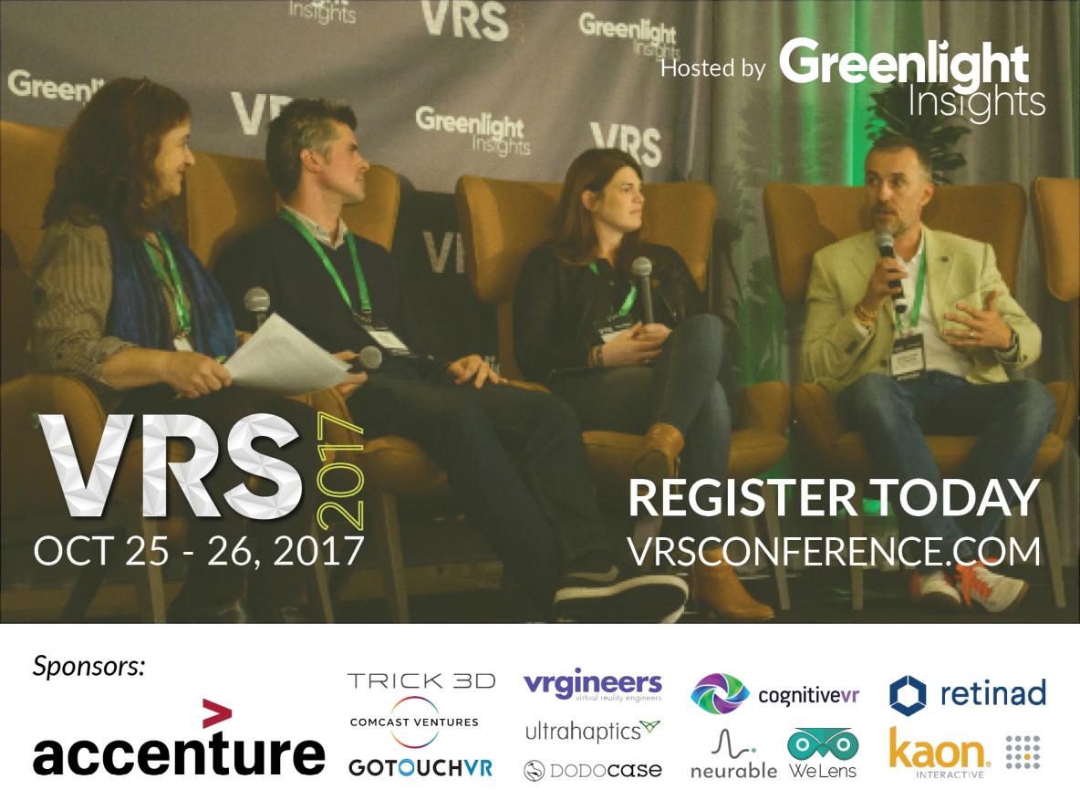 Greenlight Insights VRS 2017 Conference