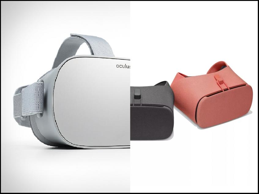 Oculus Go vs. Google Daydream