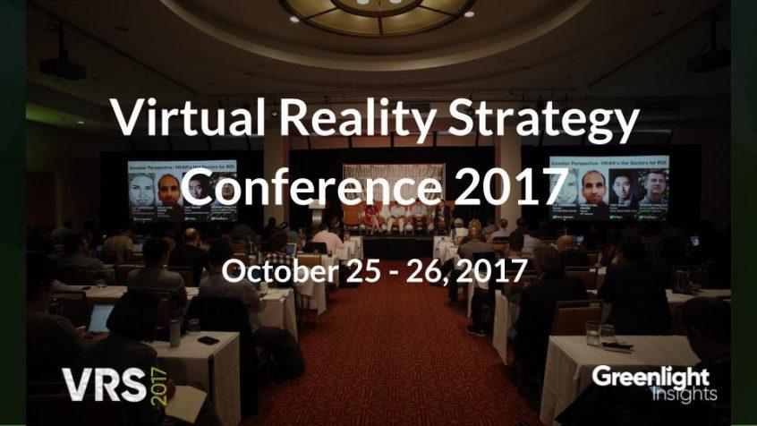 VRS Conference 2017 Recap