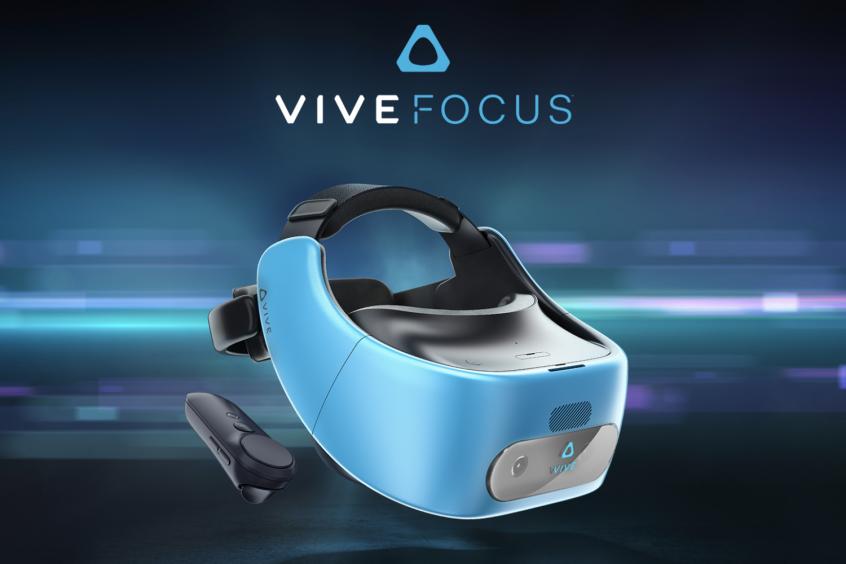 vive focus headset
