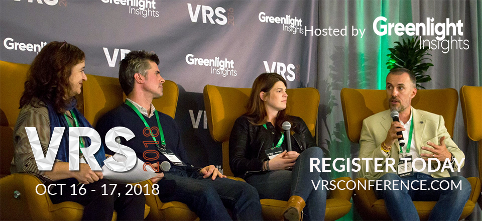 Virtual Reality Strategy Conference 2018