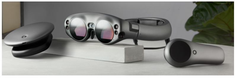 Magic Leap Reveals Smart Glasses and Show Future for Spatial Computing