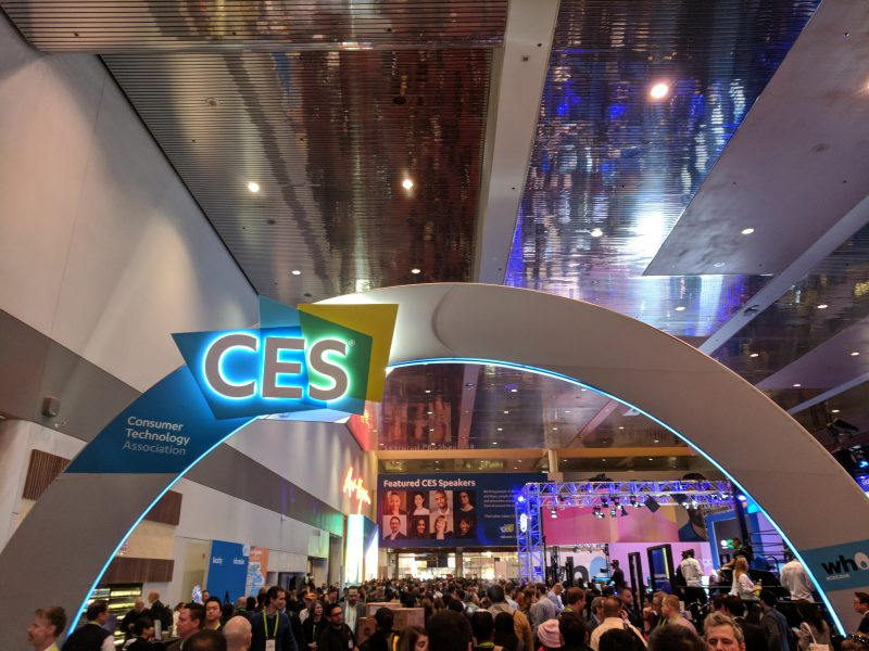 Five Key Developments in VR/AR Debuted at CES 2018