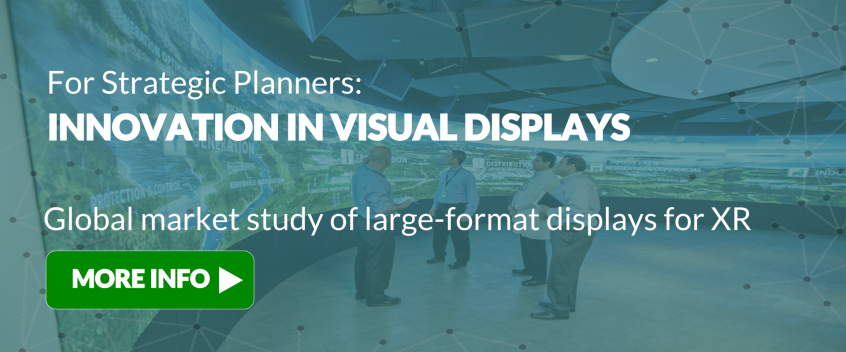 Innovation in Visual Displays
