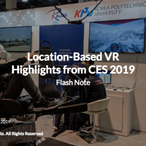 Location-Based VR Highlights from CES 2019