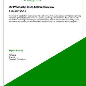 2019 Smartglasses Market Review