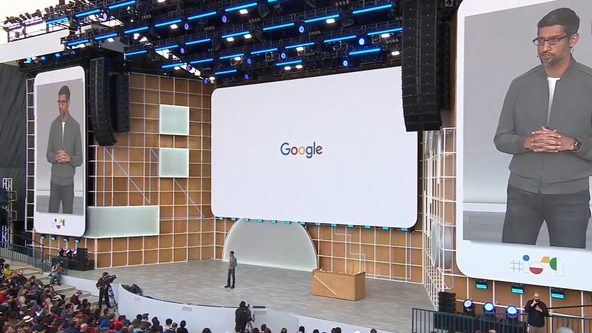 Google I/O 2019: Google Prioritizes Mobile AR and Offline Speed