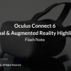 Oculus Connect 2019: Virtual & Augmented Reality Highlights